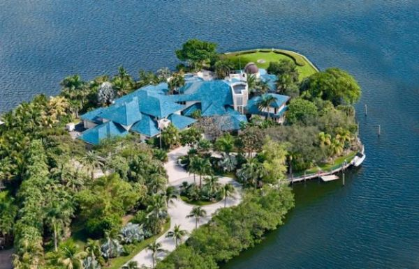 Coral Gables Luxury Mansion Complete With Observatory Now