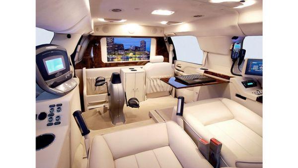 Cadillac Escalade ESV 5