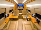 Mercedes Benz Sprinter Van 2 135x100 Private Jet Interiors Replicated in Mercedes Benz Sprinter Van