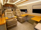 Mercedes Benz Sprinter Van 3 135x100 Private Jet Interiors Replicated in Mercedes Benz Sprinter Van