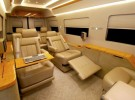 Mercedes Benz Sprinter Van 4 135x100 Private Jet Interiors Replicated in Mercedes Benz Sprinter Van