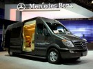 Mercedes Benz Sprinter Van Exterior 135x100 Private Jet Interiors Replicated in Mercedes Benz Sprinter Van