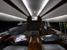Mercedes Benz Sprinter Van Interiors 135x100 Private Jet Interiors Replicated in Mercedes Benz Sprinter Van