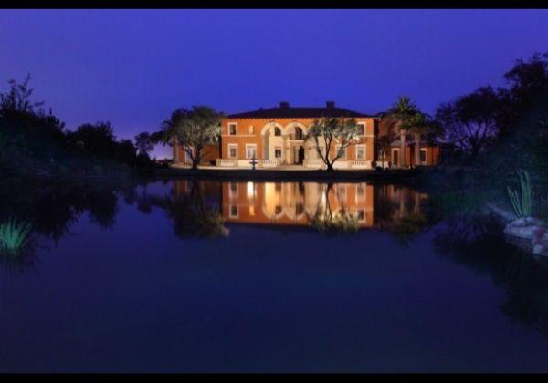Newport Coast Mansion 1