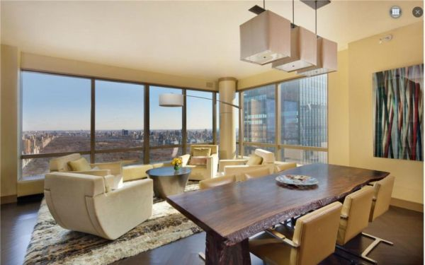 Christopher Meloni's Apartment 1