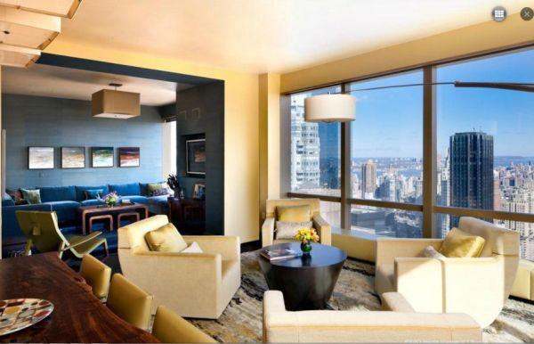 Christopher Meloni's Apartment 2