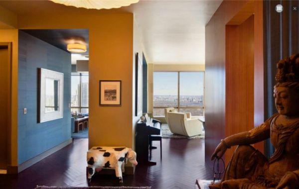 Christopher Meloni's Apartment 3