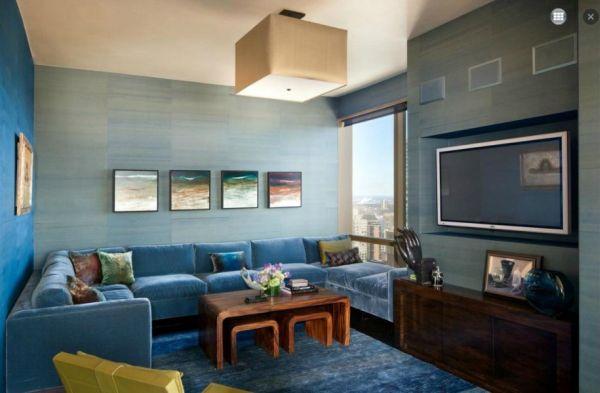 Christopher Meloni's Apartment 4