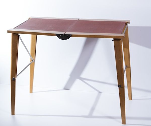 Folding Desk inspired by LV Trunk
