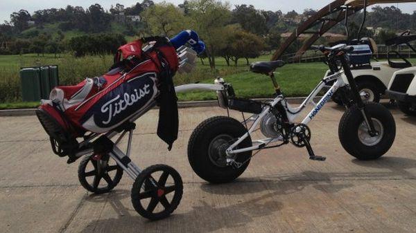 Hanebrink pedelec bike