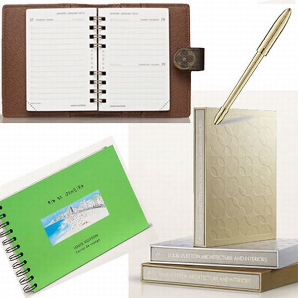 Louis Vuitton stationary Louis Vuitton to Release a Collection of Designer Stationery