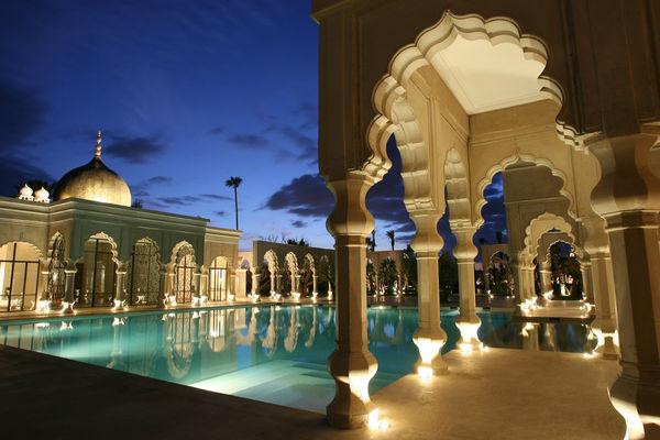 Palais Namaskar in Marrakech, Morocco