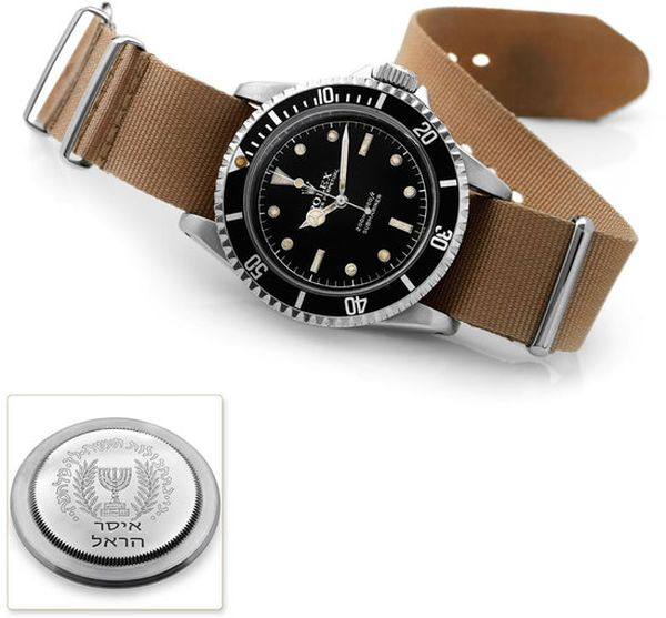 Rolex at auction