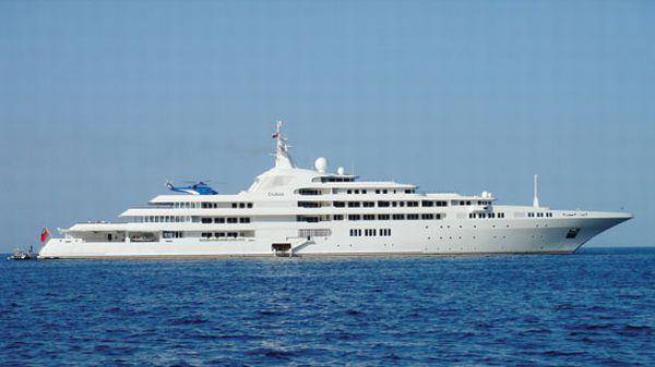 Superyacht Dubai