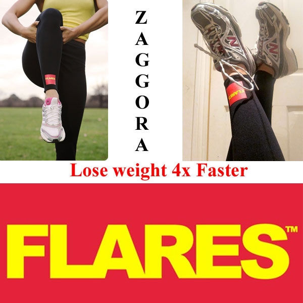 ZAGGORA FLARES Zaggora Flares: The Workout Pants