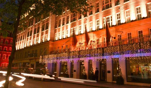 May Fair Hotel Exterior