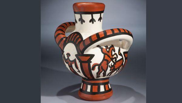 Picasso's Ceramic Vase