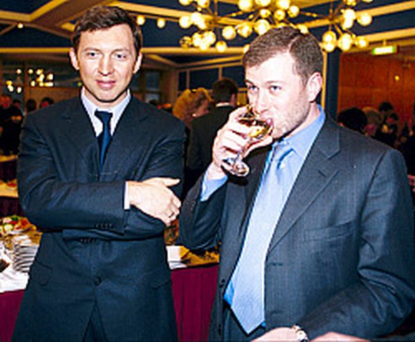 Russian Billionaires