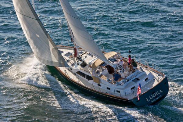 Tartan5300 yacht