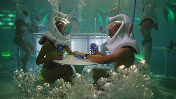 Underwater Nightclub