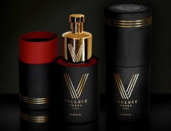 24 Karat Gold by Vallure Vodka
