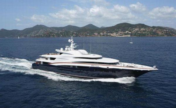 Anastasia Super Yacht
