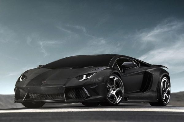 Carbonado by Mansory