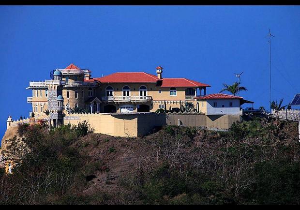 Castle Of Rincon