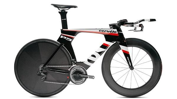 Cervélo P5 Aerodynamics Bike
