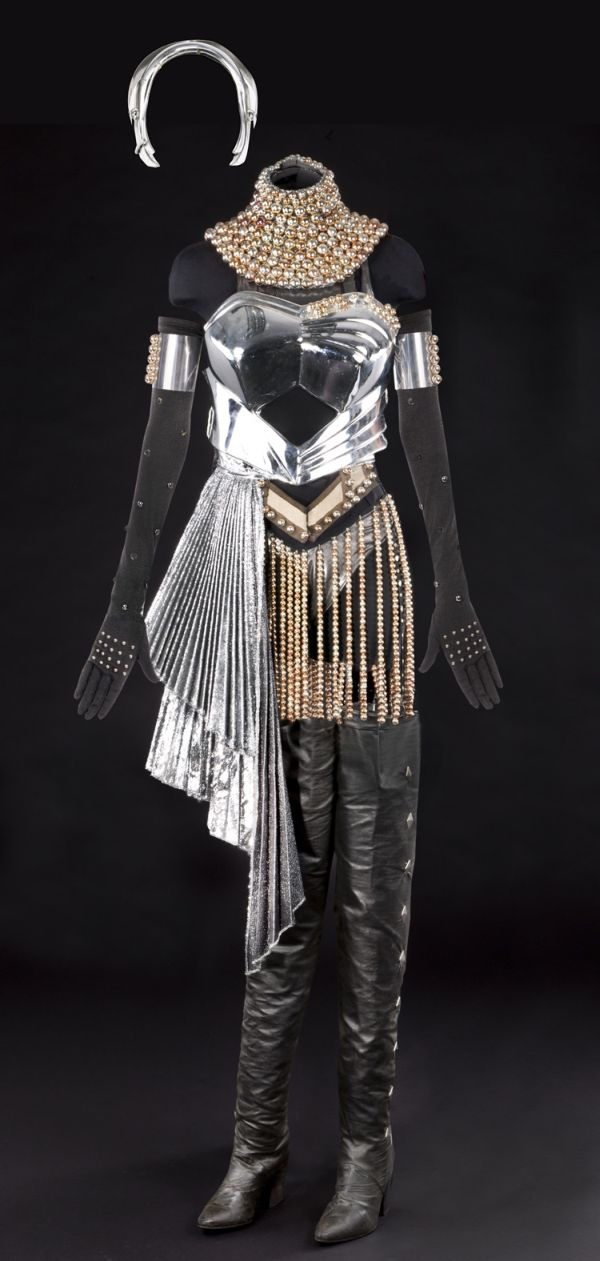 Costume worn by Whitney Huston