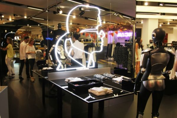 Karl Lagerfeld pop-up at Selfridges