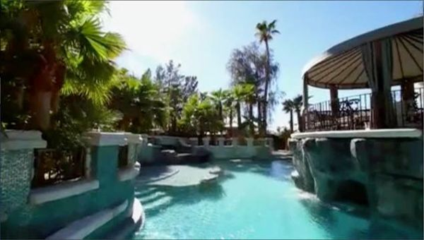 Largest Private Pool in Las Vegas