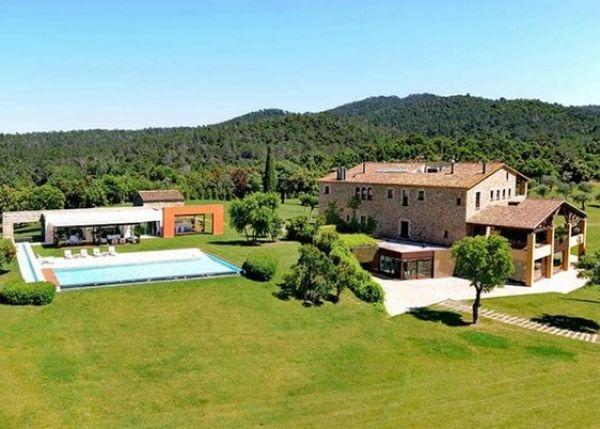 Mas Mateu, Holiday Villa in Spain
