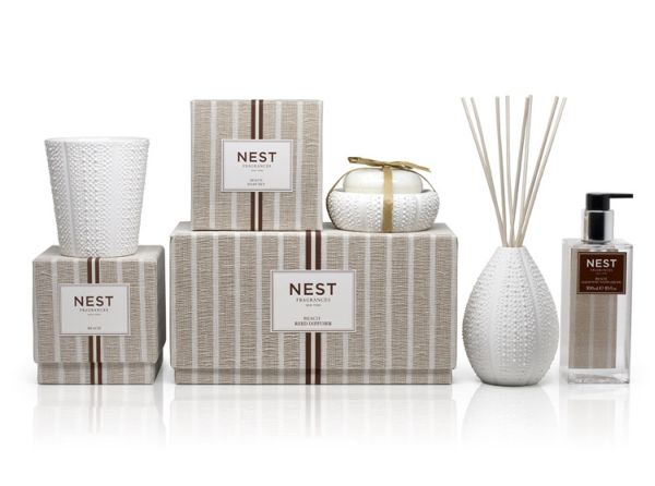 Designer brand of home fragrance for luxury homes nest for Long lasting home fragrance