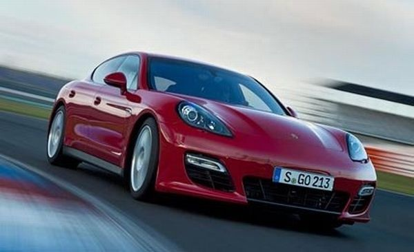 Porsche Panamera GTS Porsche Panamera introduced by Hertz into its Prestige Collection