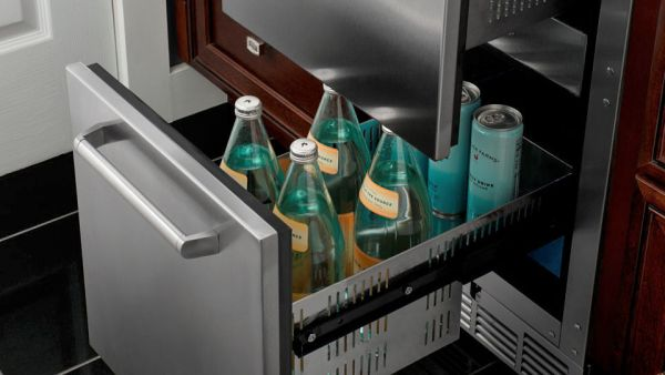 Refrigerated Bathroom Drawers