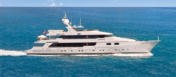 Million Dollar Yacht >> One More Toy Yacht Is For 19 9 Million Elite Choice