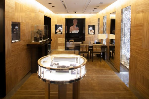Vuitton Boutique at Place Vendome