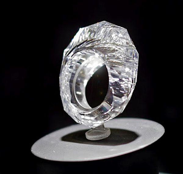 all diamond shawish ring