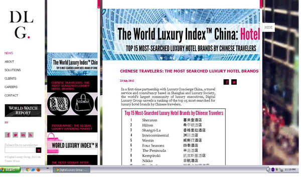 china hotels 15 Luxury Hotels That Draw The Most Searches By Chinese Tourists