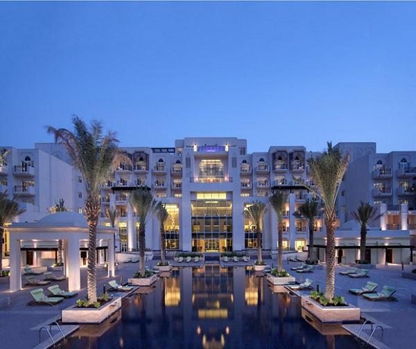 the Eastern Mangrove Hotel and Spa by Anantara