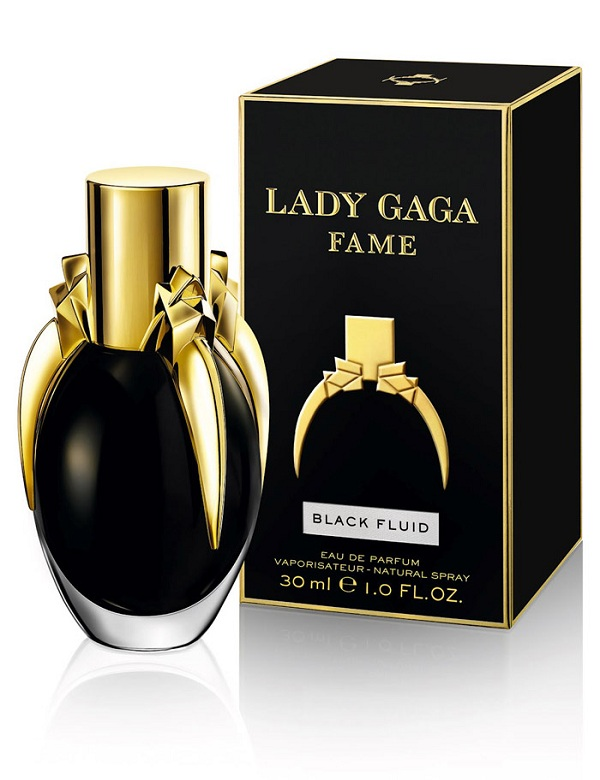 the fame1 Lady Gaga's Fame Fragrance created by Coty