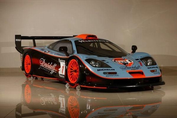 1997 McLaren F1 GTR 'Longtail'
