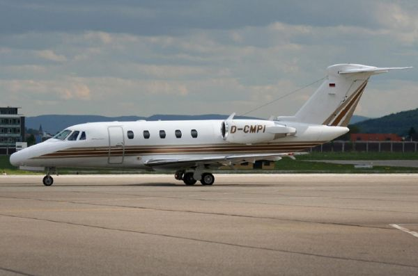 By The Cessna Aircraft Company Citation 7 Or Citation Vii Is A Luxury