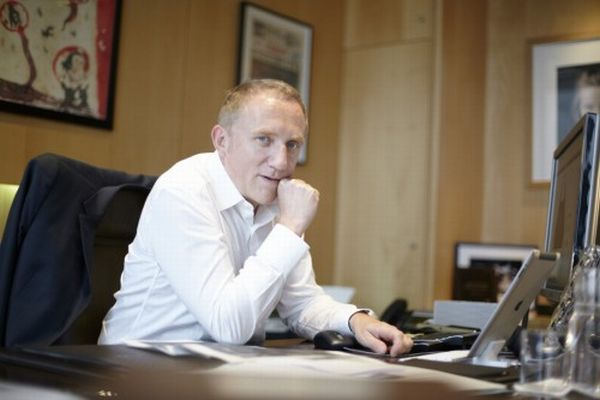 Francois Henri Pinault CEO PPR PPR Creates New Online Platform in Partnership with Yoox