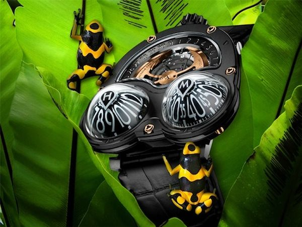HM3 Poison Dart Frog watch