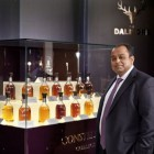 Mahesh Patel with Dalmore Constellation Cillection