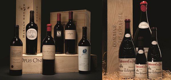 Online-only Wine sale