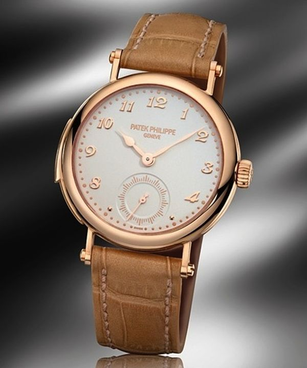 Patek Philippe Minute Repeater Brad Pitt buys Most Expensive Patek Philippe Watch for €260k for Angelina