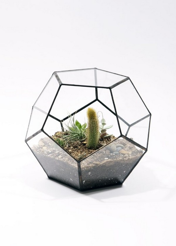 Planters in Different Shapes Sculptural Planters Are Sculptures For Contemporary Homes